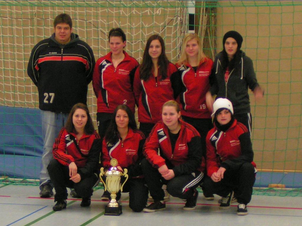 Turnier Damen Northeim Januar 2013